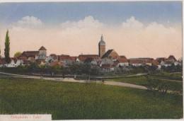 ALLEMAGNE,GERMANY,DEUTSCH LAND,BADE WURTEMBERG,BILLIGHEIM EN 1918,neckar
