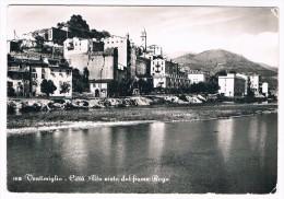 IT1866     VENTIMIGLIA : Citta Alta Vista Dal Fiume Roya - Imperia