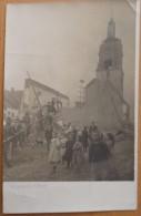 Habay-la-Neuve : Destruction De L'ancienne église En 1907 - Gavroy - Habay