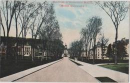 AMERIQUE,CANADA,QUEBEC,MO NTREAL,université MCGILL,UNIVERSITY,sainte Anne De Bellevue - Montreal