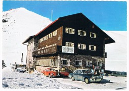 Ö-2266  KÜNTAI : 40 Jahre Dortmünder Hütte( Ford Taunus, Volkwagen Käfer, Beetle) - Austria