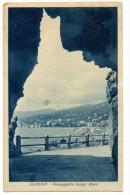 ALASSIO 1939 - PASSEGGIATA LUNGO MARE - FORMATO PICCOLO - C706 - Genova