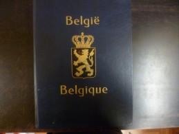 BELGIQUE TRES BELLE COLLECTION C.O.B ( CA) COMPLET DE 1971 � 2004 (Num�ro C.O.B :CA 1 � CA 127) !!!
