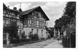 Bad Liebenstein, Thüringer Wald, Fröbelhaus. Kleinformat - Bad Liebenstein