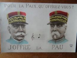 JOFFRE LA PAU