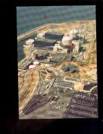 FLAMANVILLE Manche 50 : Vue Aérienne De La Centrale Nucléaire De Juillet 1985 - Autres Communes