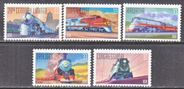 U.S. 3333-7  **  TRAINS - United States
