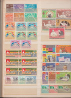 Refugees, United Nations, Expositions,Different Countries,41st.,MNH. - Briefmarken