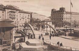 FIUME IL NUOVO PONTE SULL'ENEO Fiume Rijeka - Italy