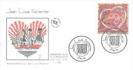 PARIS  Le Coeur E Jean Louis Scherrer  7/01/06 - Textil