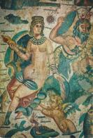 14-Piazza Armerina-Enna-Sicilia-Mosaici-Arte-v.1965 X Malcontenta-Venezia-Senza Francobollo - Enna