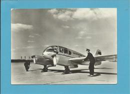 LUFTHANSA - LUFTTAXI - SUPER AERO 45 S - 1958 Stamp & Cancel - 2 Scans - 1946-....: Moderne