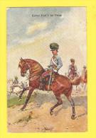 Postcard - Kaiser Karl I. Im Felde      (16722) - Guerre 1914-18