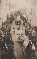 LIMOUX  -  Carte  Photo  -  Cavalcade  Du  10  Mars  1912  -  2 Scans - Limoux