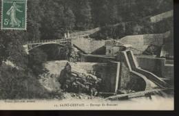 Saint Gervais Les Bains Barrage Du Bonnant - Saint-Gervais-les-Bains