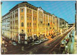 München: BMW 5, RENAULT 4 & 5, CITROËN GS, VW 1200, 1300 & POLO, 2x MERCEDES - Kempinski - Hotel '4 Jahreszeiten' - (D) - Passenger Cars