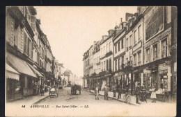 ABBEVILLE . Rue Saint - Gilles . - Abbeville