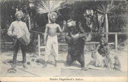 [DC5621] CARTOLINA - INDIA - GUSTAV HAGENBECK'S INDIEN - CP - NV - Old Postcard - India