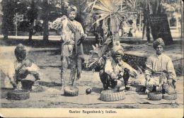 [DC5623] CARTOLINA - INDIA - GUSTAV HAGENBECK'S INDIEN - CP - NV - Old Postcard - India
