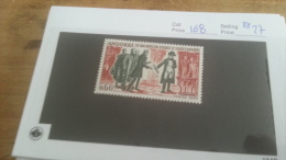 LOT 228193 TIMBRE DE ANDORRE NEUF** N�170 VALEUR 25,5 EUROS