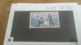 LOT 228194 TIMBRE DE ANDORRE NEUF** N�169 VALEUR 18,5 EUROS