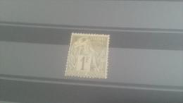 LOT 228228 TIMBRE DE COLONIE GENERALE NEUF* N�59 VALEUR 90 EUROS