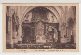 46 - FIGEAC - Eglise Du Puy - Figeac