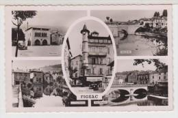 46 - FIGEAC - Multivues - Figeac