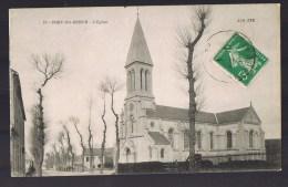 PORT - EN - BESSIN . L'Eglise . - France