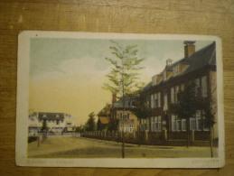 Eindhoven // Nutschool - Villapark // 1919 Militairpost - Eindhoven