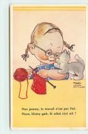 ATTWELL  ML  -  Mon Poussy, Le Travail N'est Pas Fini. - Attwell, M. L.