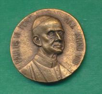 VATICANO MEDAGLIA PAPALE PAOLO VI ANNO IX´ 1971 - Italia