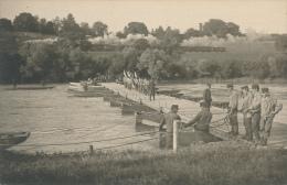 1. WK - Pontonbrücke - Ausrüstung
