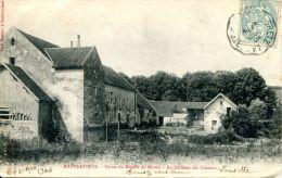 N°39829 -cpa Mauperthuis (77) -ferme Du Moulin De Mistou - Fermes