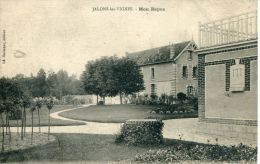N°39841 -cpa Jalons Les Vignes -mon Repos- - Autres Communes