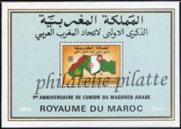-Maroc Bloc 18** - Morocco (1956-...)