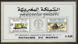 -Maroc Bloc 19** - Morocco (1956-...)