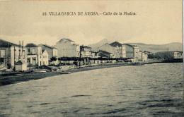 ESPAGNE VILLAGARCIA DE AROSA CALLE DE LA MARINA 10 - Espagne