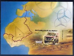 Mali BF ND/imperf/B Rallye Paris-Dakar ** - Cars