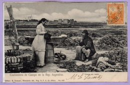 AMERIQUE --  Argentine --  Costumbres De Campo En... - Argentina