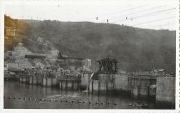 Génissiat - Barrage, Vue Amont - Lac Et Tours De Prises D´eau - Carte La Cigogne Non Circulée - Génissiat