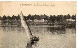 92 - Courbevoie - Les Bords De Seine - Courbevoie