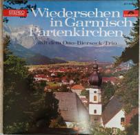 DISQUE VINYLE 33 Tours WIEDERSEHEN IN GARMISCH PARTENKIRCHEN - Vinyl Records