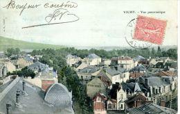 N°39860 -cpa Vichy -vue Panoramique- - Vichy
