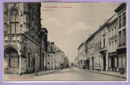 BELGIQUE -- AUDENARDE --  La Rue Basse - Belgique