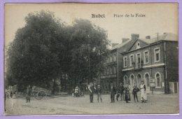 BELGIQUE -- AUBEL --  Place De La Foire - Aubel
