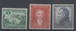 Bizone Michel No. 108 - 110 ** postfrisch