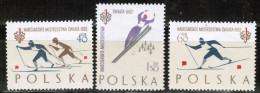 PL 1962 MI 1294-96 - Neufs