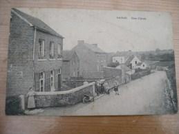 antheit rue cinon 1914 militaires rare