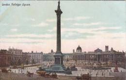 Old Card Of Trafalgar Square,London.S19. - Trafalgar Square